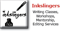 Inkslingers button